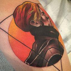 david bovie tattoo