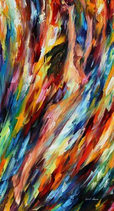 RIDING WITH THE WAVE - PALETTE KNIFE Oil Painting On Canvas By Leonid Afremov - http://afremov.com/RIDING-WITH-THE-WAVE-PALETTE-KNIFE-Oil-Painting-On-Canvas-By-Leonid-Afremov-Size-20-x36.html?bid=1&partner=20921&utm_medium=/vpin&utm_campaign=v-ADD-YOUR&utm_source=s-vpin