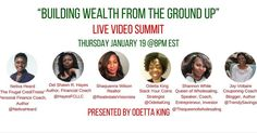 Woohoo we are super pumped. Closed to 200ppl already signed up.. Who's ready to build wealth from the ground up? Click here to sign up for this FREE live video summit link in bio. #money #coins #invest #save #budget #coupon #credit #earn #invest #nyc #girlboss #swap #clothingswap