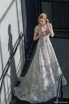 Mira Zwillinger 2016 Wedding Dresses — Stardust Bridal Collection   Wedding Inspirasi
