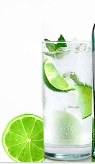 club soda and lime is my new favorite thing to drink!  So refreshing on summer days