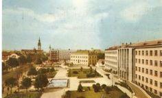 Historické fotografie mesta Prešov - 3.časť   Prešovak.sk Paris Skyline, Travel, Viajes, Destinations, Traveling, Trips