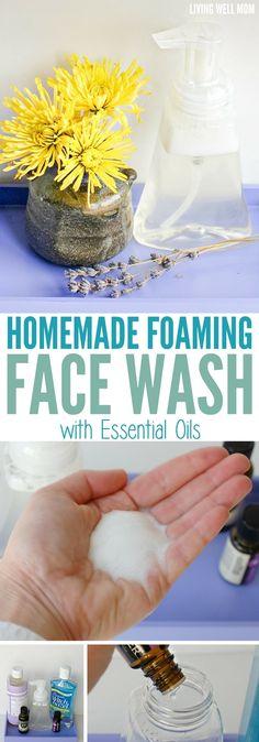 Oil Face Wash, Acne Face Wash, Face Skin, Facial Wash, Homemade Shampoo, Homemade Moisturizer, Homemade Facials, Homemade Toner, Homemade Scrub