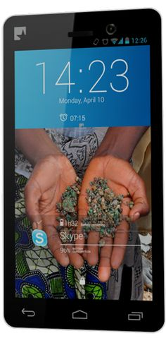 Fairphone - A seriously cool smartphone. The first fairtrade phone in the world! Help them to get 5,000 preorders and production can get started!