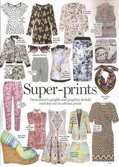 Secret Love bird print blouse featured in Cosmopolitan magazine  www.wondaland.co.uk/shop/tops/secret-love-blouse.html