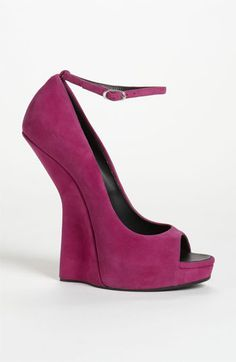A wedge worth celebrating...Giuseppe Zanotti Wedge Pump | Nordstrom