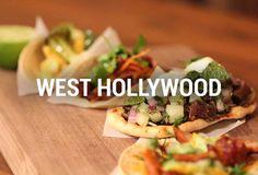 Taco Tuesday in LA: Marix Tex Mex Cafe in West Hollywood