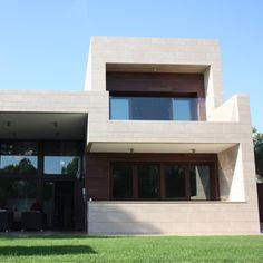 NZEB Casa Zaranda. LAR Arquitectura   https://www.facebook.com/LARarquitectura