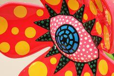 yayoi kusama paintings - Google Search
