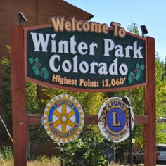 Welcome to Winter Park, Colorado. If looking for ski and board rental, Alpine Sun has the best price and the staff is super friendly and helpful. Plus the dogs that hang there are pretty friendly as well