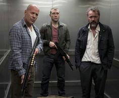 Jack e John McClane - Tal pai, tal filho em Duro de Matar 5