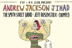 81 Best AJJ images in 2018 | Andrew jackson, Punk, Music Artists