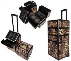 maleta para maquiagem modernas