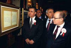 """""""Belgelerle Türk Polis Tarihi"""" sergisi açıldı   http://www.nouvart.net/belgelerle-turk-polis-tarihi-sergisi-acildi/"""
