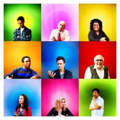 Community. The only acceptable reason for not loving this tv show is not knowing it.     Wait...     Not even that.