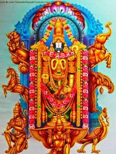 Lord Sri Venkateswara Swamy: Lord Sri Venkateswara Says