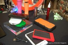 The slideshow features a few of the new items unveiled during the holiday preview at the RadioShack Concept Store in New York City on Tuesday, September 30, 2014.
