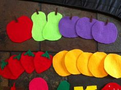 Homemade This and That: The Very Hungry Caterpillar Project - Tutorial