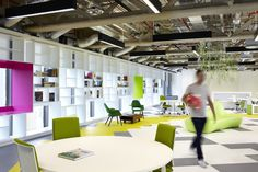 Design Studio HQ by Archer Architects, London office design
