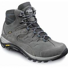 Meindl Chaussures Caracas Mi Gtx Hommes - Anthracite / Marine, 8,5 Au Royaume-uni