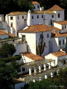 Convento da Arrábida, Serra da Arrábida, Setúbal Beautiful Sites, Beautiful Places, Braga Portugal, Invisible Cities, Old Buildings, Mediterranean Style, Kirchen, Countries Of The World, Portuguese