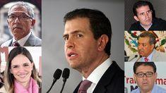 La sombra del ex comisionado nacional, no se ha ido de Michoacán y es más, parece querer hacerse más presente a través del PRI, más específicamente en Morelia – Morelia, ...