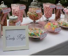 Rent your Candy Table Items at Sugar.Sugar and purchase your candy here!  #ShopLocal