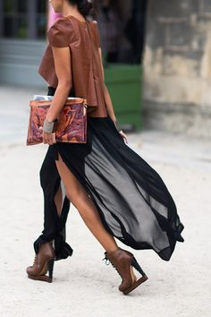 fashforfashion -♛ STYLE INSPIRATIONS♛: maxi