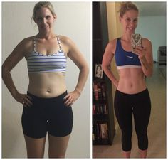 AMAZING Transformation from the Tone It Up Nutrition Plan!!!