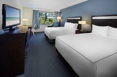 Luxurious beachfront accommodations