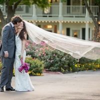 wedding ops at House Plantation in June