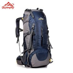 Hiking Backpack, MALEDEN High Capacity Internal Frame Backpack Water Resistant Anti-Scratch Daypack Backpacking Trekking Bag for Outdoor Climbing,Camping,Mountaineering and Travel with Rain Cover => More infor at the link of image : Outdoor backpacks Travel Luggage, Luggage Bags, Travel Bags, Rucksack Backpack, Travel Backpack, Backpack Store, Women's Backpack, Tactical Backpack, Outdoor Camping
