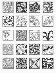 Afbeeldingsresultaat voor zentangle patronen stap voor stap