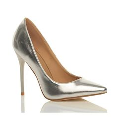 Damen Höher Absatz Kontrast Party Spitz Gepflegt Fesch Arbeit Pumps Schuhe 5 38 - http://on-line-kaufen.de/ajvani/38-eu-5-uk-damen-hoeher-absatz-kontrast-stilettos-29