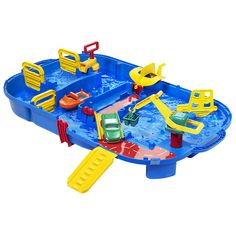Smoby Aqua Play Lock Canal Water Set
