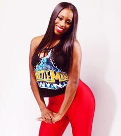 Raw 9/15/14: Naomi vs Cameron | Jon & Trinity (Jonathan