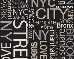 Artikelbild; A.S. Création Tapete 935623  #travel #ascreation #wallpaper #tapete #traveltheworld #onewayticket #reisen #urlaub #justaway #newyork #city
