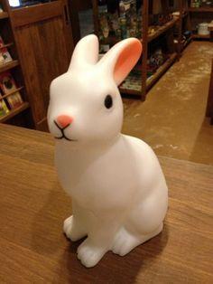 "Rabbit lamp 松本市縄手(なわて)通りの雑貨店""Pino Libro"" ピノリブロ:特集 うさぎ編。"