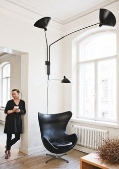 Tanja Jänicke cozy apartement in Helsinki @DecoCrush