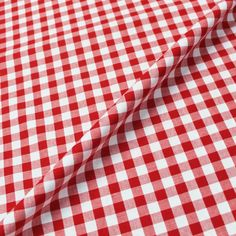 Dressmaking Cotton Gingham - Wide Width - Red and White Dressmaking, Gingham, Red And White, Cotton, Fabrics, Things To Sell, Spring, Summer, Sew Dress