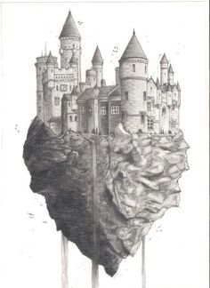 Castle Drawing                                                                                                                                                                                 Más