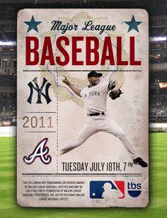 Baseball Playoffs - Spec. on Behance