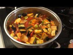 KIZARTMA YOK YAĞ YOK YEMEĞİNİ BÖYLE YAP BİR DAHA VAZGEÇEMEZSİN - YouTube Bob Ross, Sweet Potato, Vegetables, Recipes, Food, Meal, Rezepte, Vegetable Recipes, Eten