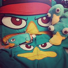 Perry everything.