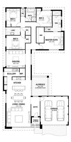 Mod 15S floorplan