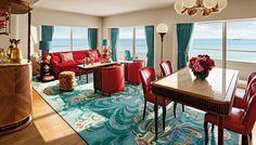 Faena Hotel Miami Beach fue elegido el mejor hotel de los Estados Unidos por los lectores de la revista Condé Nast Traveler