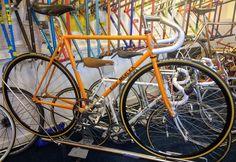 Vintage Pista Track Bike Eddy Merckx 52cm 1985 Hour Record Tribute Campagnolo C