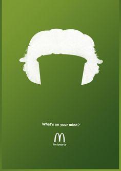 McDonald's Drink Ad by Heye GmbH, Munich, Germany