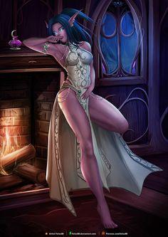 Elixir of Elune by Felox08.deviantart.com on @DeviantArt