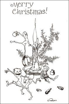 Miscellaneous illustration.